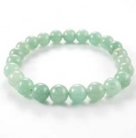 Natural Crystals Wholesale Crystal Bead Bracelet Green Aventurine