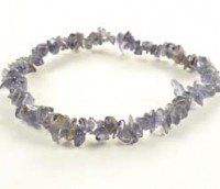Buy Wholesale crystals Crystal Chip Bracelet Iolite