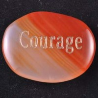 Wholesale Crystal Australia Word Stone courage Carnelian