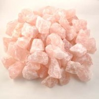 Rough Rose Quartz 5kg 71 to 80 pcs