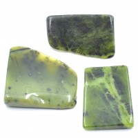 Jade Nephrite Slabs Polished Pieces wholesale rocks and crystals