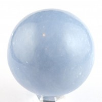 Crystals Natural Wholesale Polished Crystal Sphere angelite