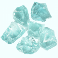 Light Blue Obsidian Small Rocks wholesale crystals melbourne