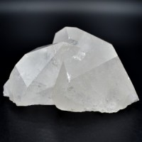 Cluster 1-4 Points Clear Quartz Items wholesale stones and crystals