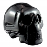 Crystal Carvings Australia Wholesale Crystal Skull Onyx Black