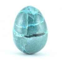 wholesale crystals for sale chrysocolla eggs (1)