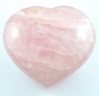 Crystal Carvings Wholesale Rose Quartz Heart