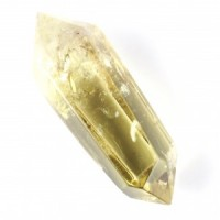 Online Wholesale Polished Crystal Double Terminator Wand Citrine