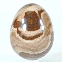 Crystals Wholesalers Crystal Egg Jasper Chocolate