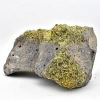 Wholesale Crystals Brisbane Peridot on Basalt