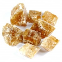 Australia Wholesale Natural Crystals calcite golden