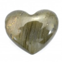 Wholesale Crystals and Stones Heart Pendants (4)