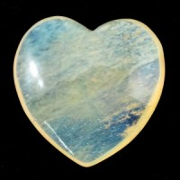wholesale crystals and stones yellow obsidian hearts (3)