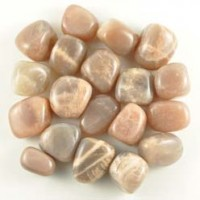 Crystals Wholesale Australia crystal Tumbled Polished Green Moonstone