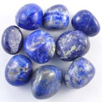 Wholesale Stones and Crystals Crystal Polished Tumbled Lapis Lazuli