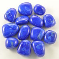 Crystals and Stones Wholesale Australia Tumbled Crystal Blue Lapis Howlite