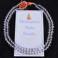 Wholesale Crystals Crystal Meditation Mala Beads Clear Quartz