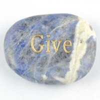 Wholesale stones and Crystals Crystal ord Stone give Sodalite