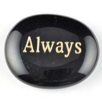 crystals wholesale australia wordstone always onyx black