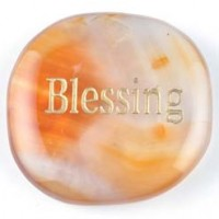 wordstones blessing carnelian