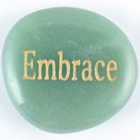 wholesale crystals wordstones embrace aventurine green